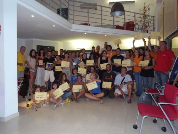gruppo ecodiver 2012