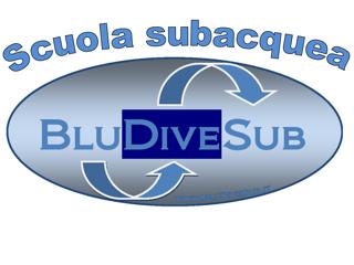 Logo Blu Dive Sub