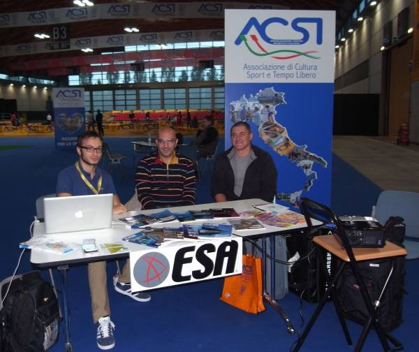 ACSI ESA e SlowDive a Rimini